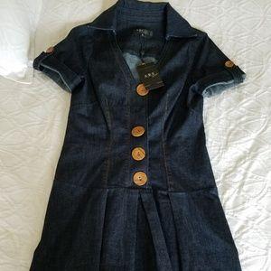 A.B.S Collection denim dress